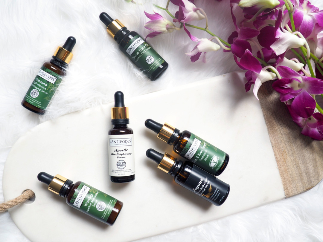 Antipodes Skincare Serums
