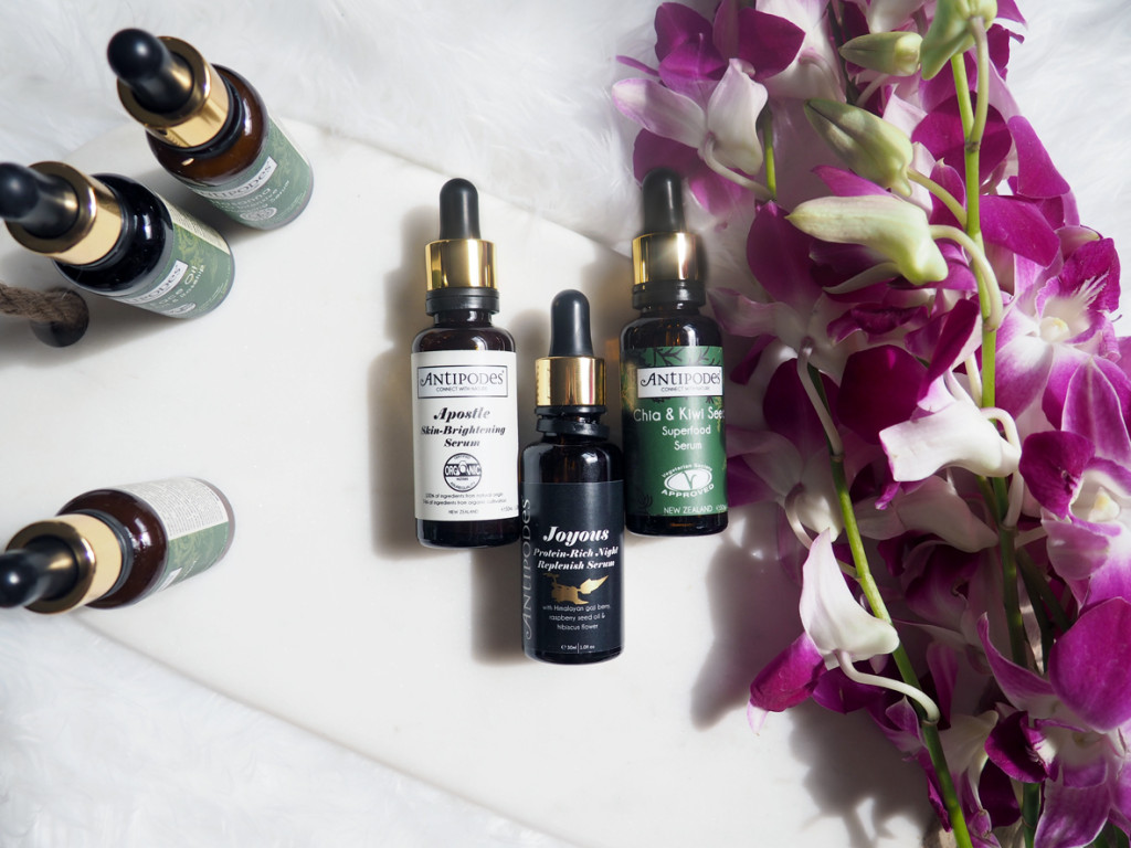 Antipodes Serums & Oils