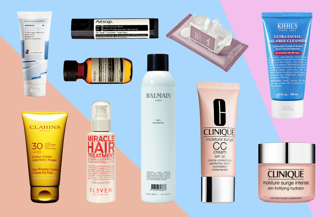 Essential Beauty Items for Travel
