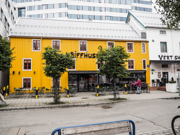 Where to eat in Tromso