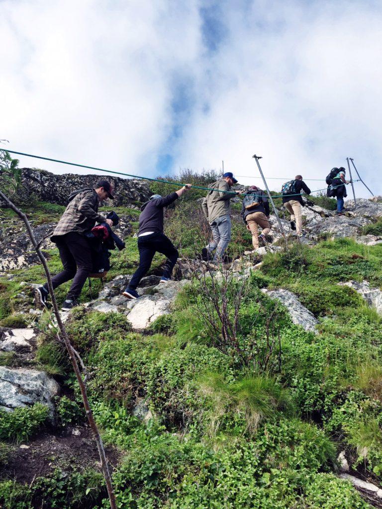 hike sommaroy