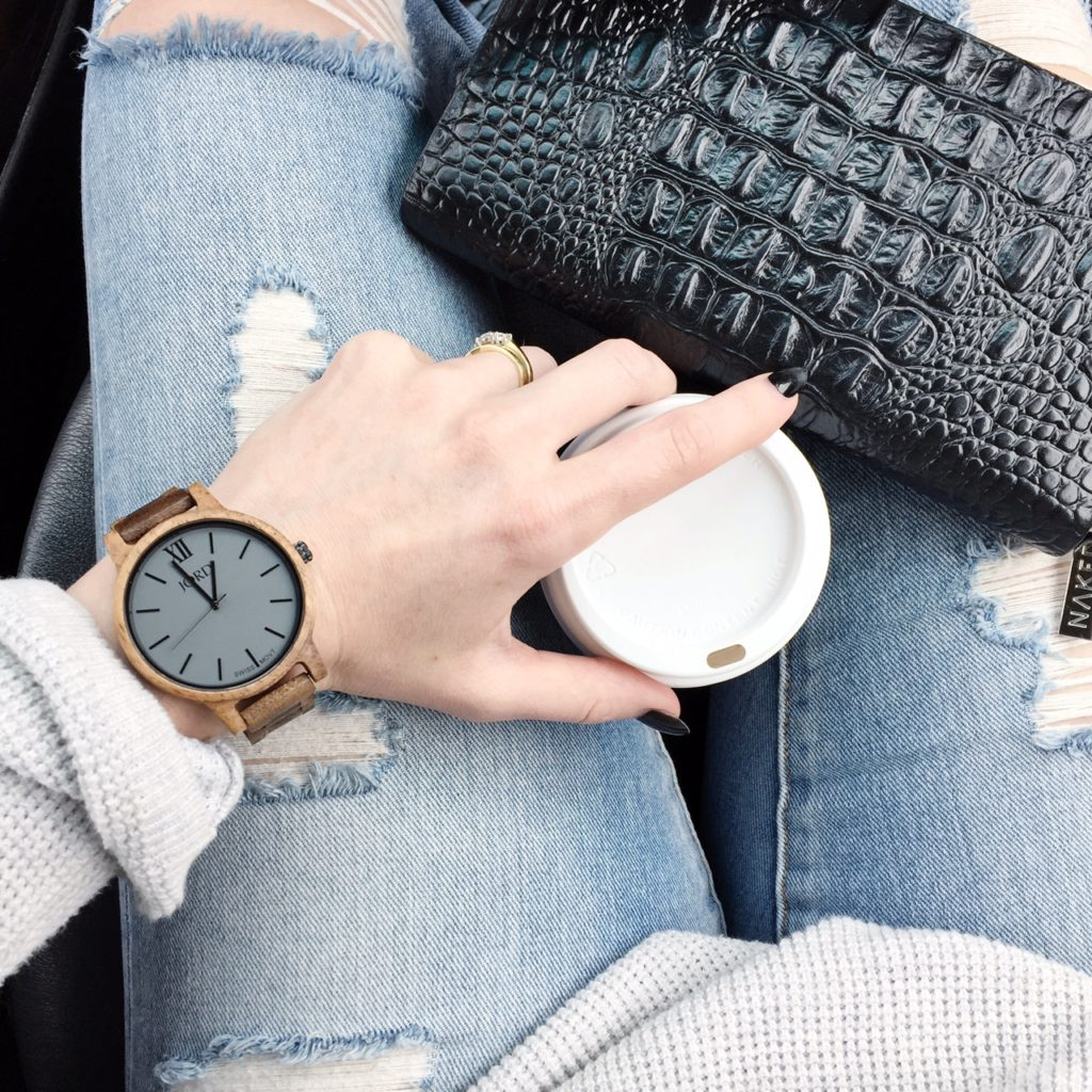 Calmly Kaotic x Wood Watches