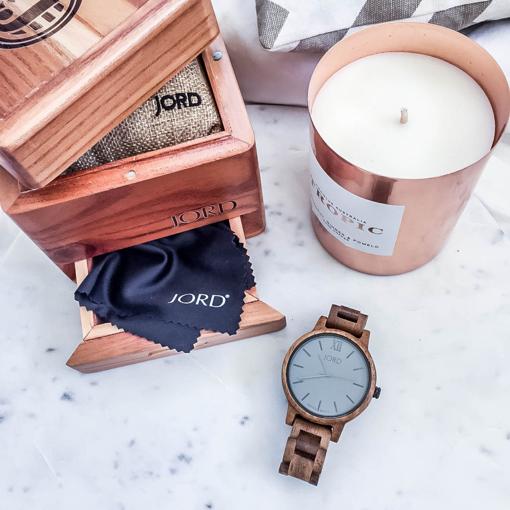 Calmly Kaotic x Jord Wood Watch Giveaway