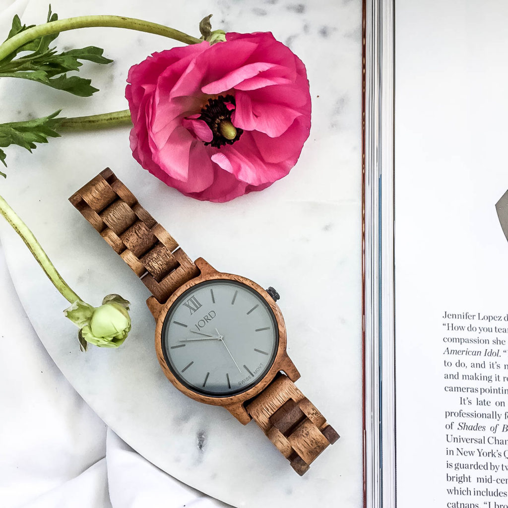 Jord Wood Watches Giveaway