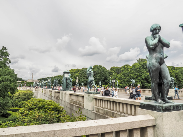 Sculpture Park, Oslo