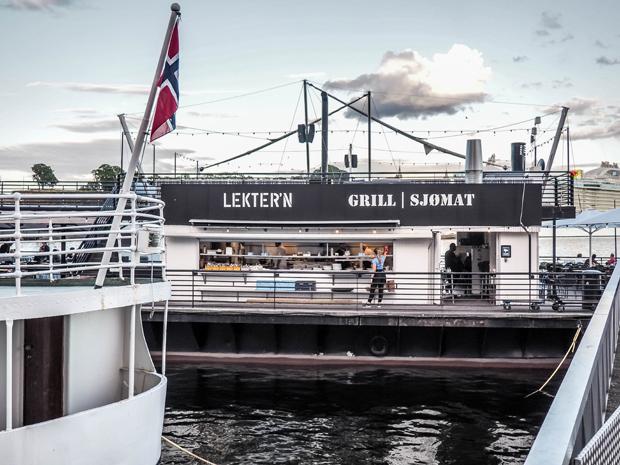 Harbour, Oslo