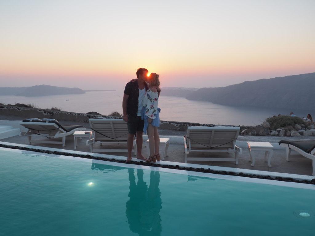CalmlyKaotic Santorini