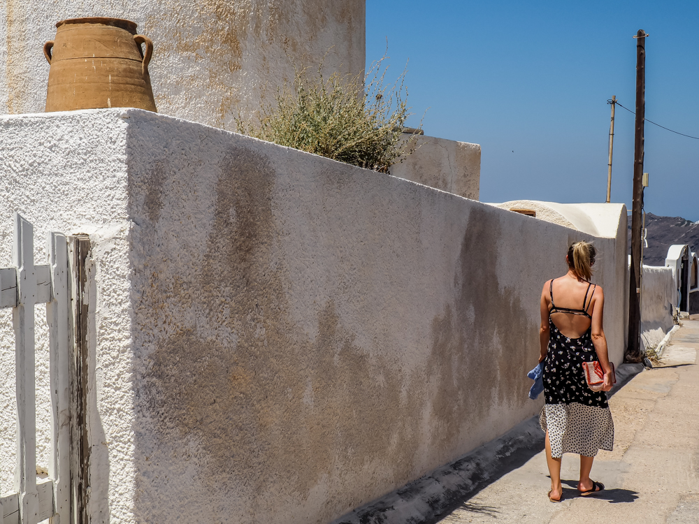 Calmly Kaotic Guide to Santorini