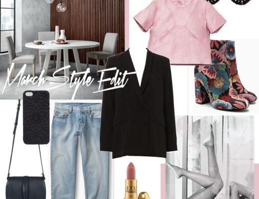 Transeasonal Style Edit March