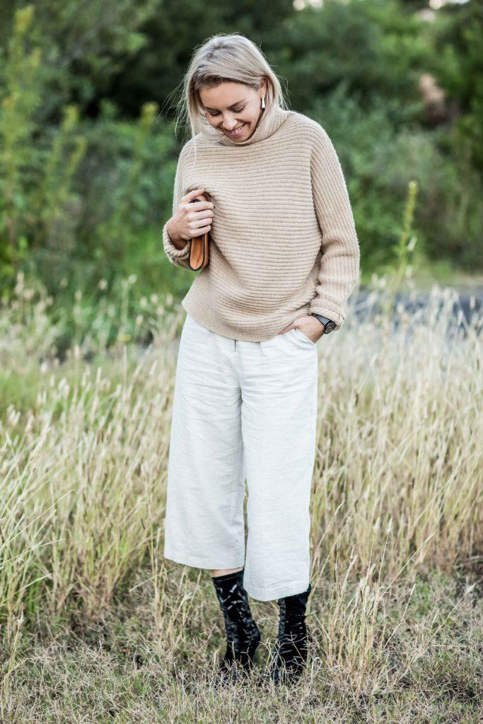Wool Week - Country Road - CalmlyKaotic Blog